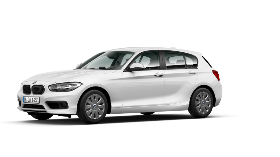BMW 1 Series 5 door Modelcard