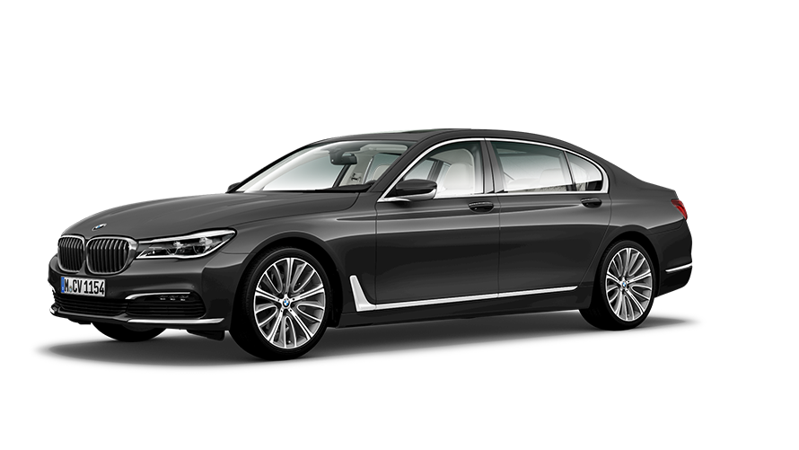 BMW 7 Series Sedan ModelCard
